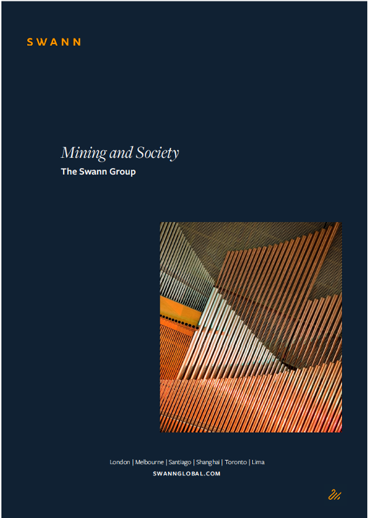 Mining and Society Cover